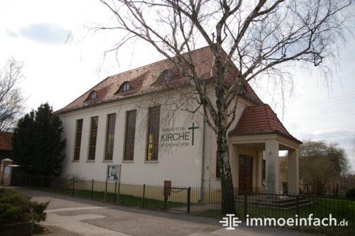 Kirche Malchow Berlin