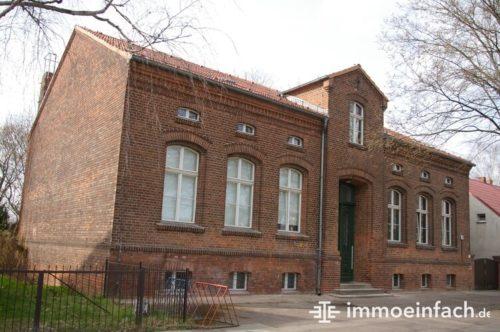 Schule Backstein Malchow Wissenswertes
