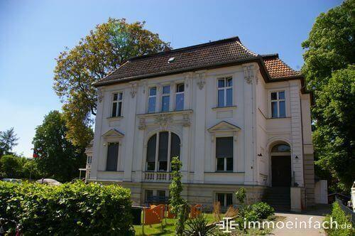 altbau villa niederschoenhausen pankow