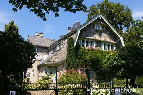 berlin nikolassee villa an der rehwiese
