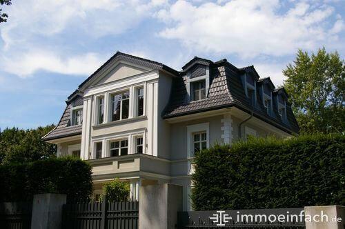 nikolassee villa immobilie schwanenwerder