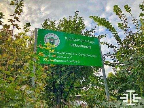 kleingartenanlage parkstrasse plaenterwald