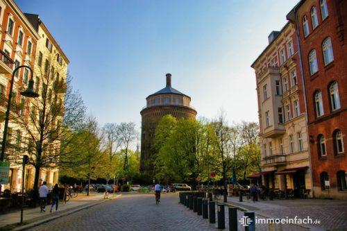 Prenzlauer Berg Wasserturm Berlin