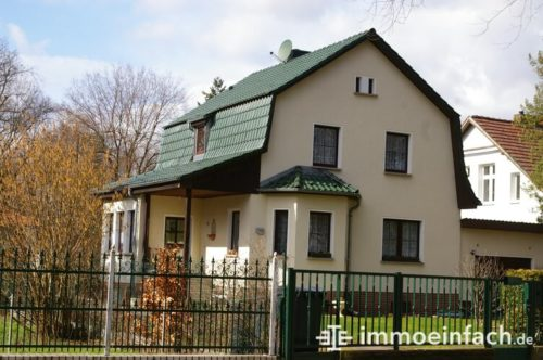 Rahnsdorf Berlin Mehrfamilienhaus Altbau Immobilienmakler