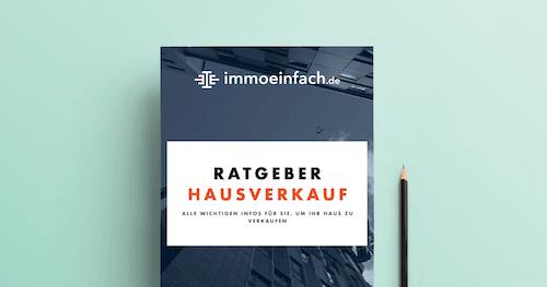 Ratgeber Haus verkaufen eBook Vorschaubild Mockup