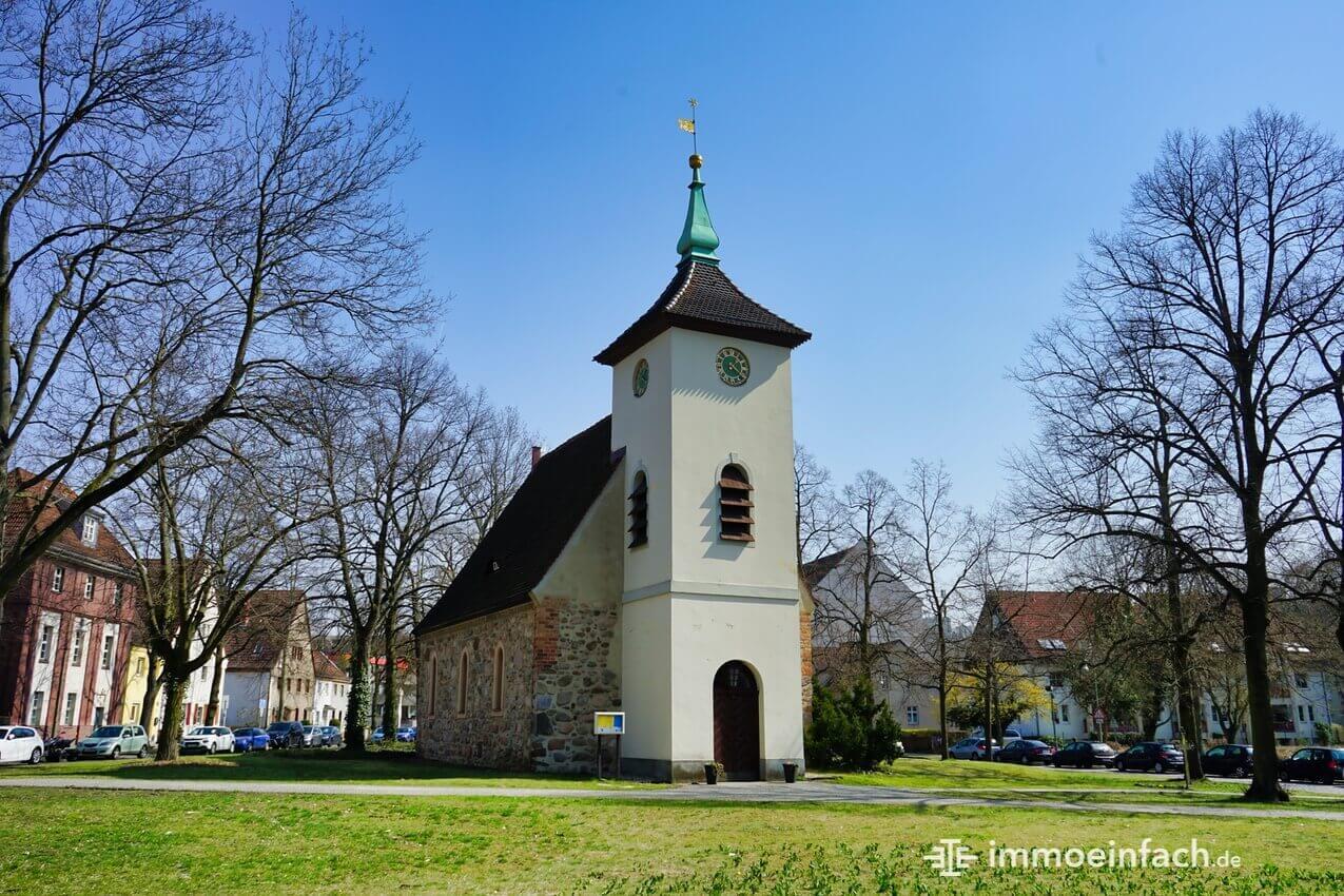 Berlin Reinickendorf Dorfkirche