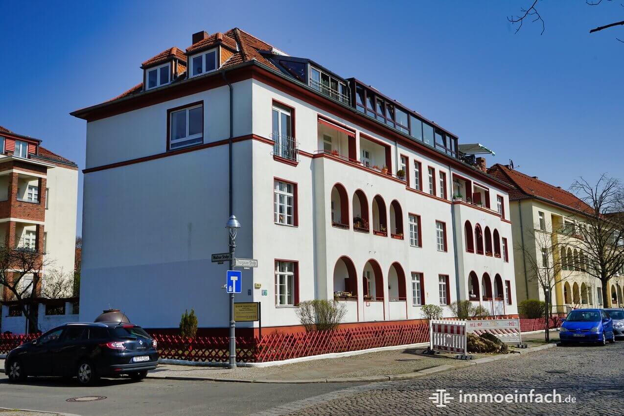 Immobilienmakler Berlin Reinickendorf Wohnung
