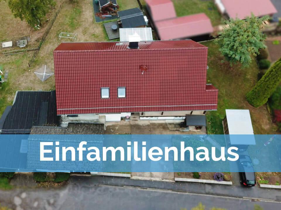 Vorschaubild Rosenthal Einfamilienhaus Drohne