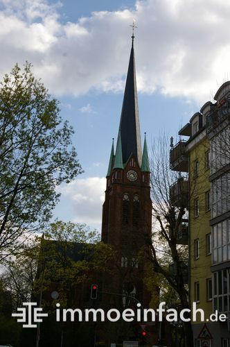 Gedenkort Kirche Rummelsburg Berlin