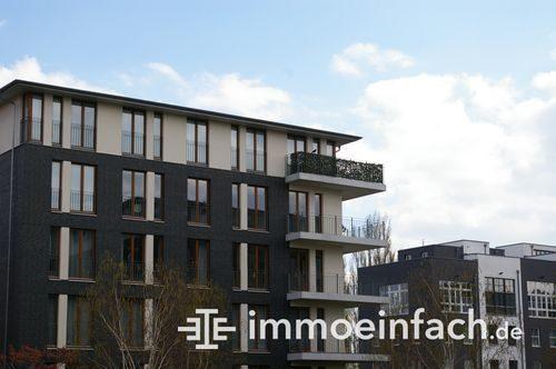 Mehrfamilienhaus Modern Glas Rummelsburg