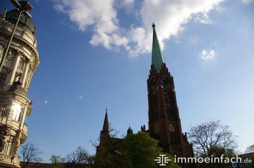berlin schoeneberg apostel paulus kirche christentum