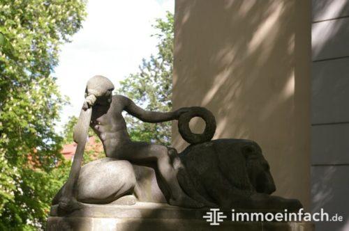 Schmöckwitz Berlin Denkmal Fischer Imker