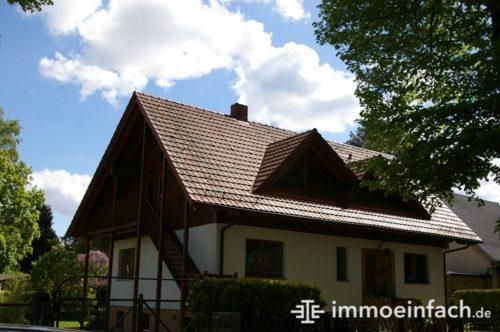 Schmöckwitz Berlin Einfamilienhaus Holzgibel Grundstückspreise