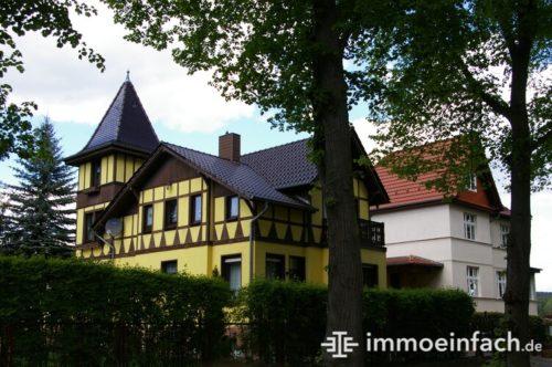 Schmöckwitz Berlin Stadtvilla Immobilienstruktur