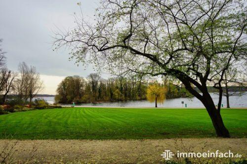 Kladow Ufer Wiese Weide