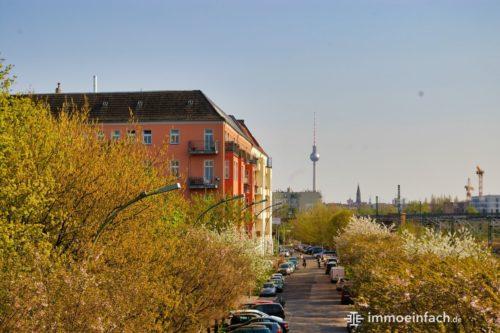 Prenzlauer Berg Stadtbild Übersicht Immobilienmakler