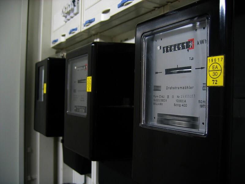 Stromzähler Strom Messen Sparen