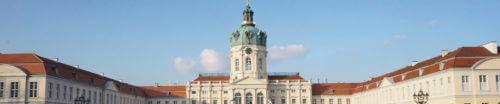 Schloss Berlin Charlottenburg-Wilmersdorf