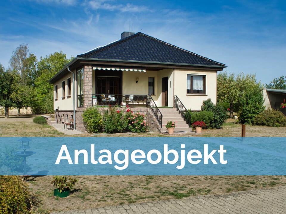 Vorschaubild Anlageobjekt Treuenbrietzen Foto Einfamilienhaus