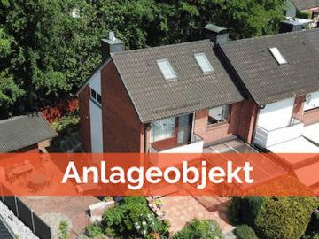 Top-Anlageobjekt vor den Toren Hamburgs – Gepflegtes Reihenendhaus in Trittau, Kreis Stormarn, 22946 Trittau, Reiheneckhaus