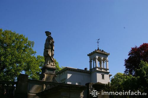 wannsee borussia monument turm antenne statue