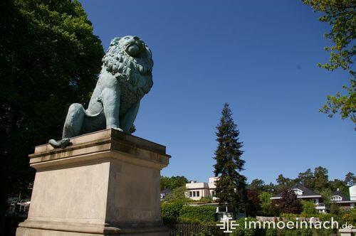 wannsee idstedt loewe denkmal statue
