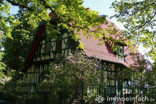 berlin wannsee landhaus altmodisch