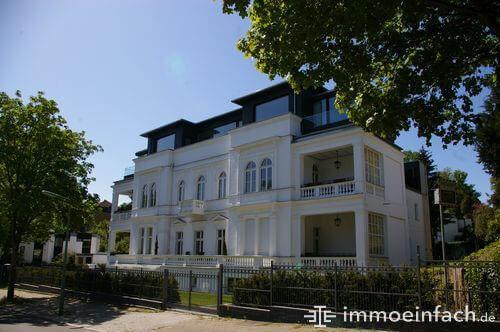 mehrfamilienhaus wannsee grundstueck balkon weiss