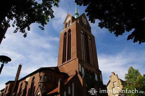 kirche weissensee pankow bethanienkirche turm