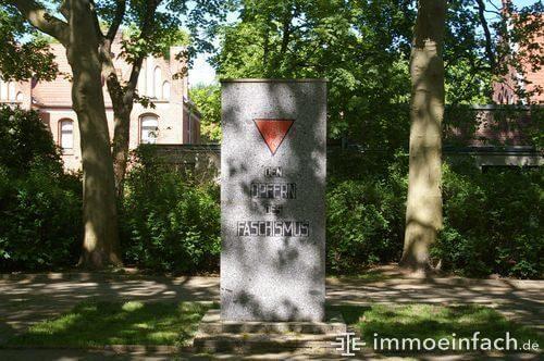 Wilhelmsruh Faschismus Opfer Denkmal