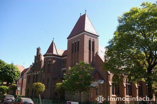 Wilhelmsruh Lutherkirche turm