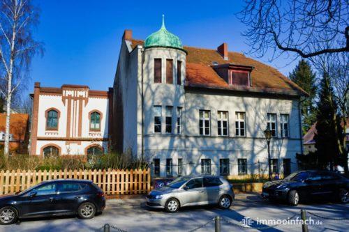 Makler Wittenau Immobilie