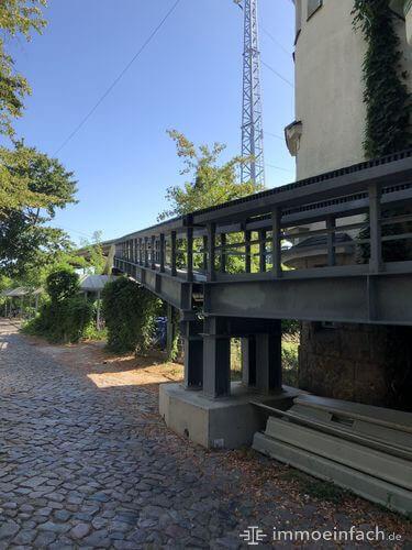 bahnhof karow bruecke gehweg