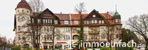 Berlin Zehlendorf Mexikoplatz Front