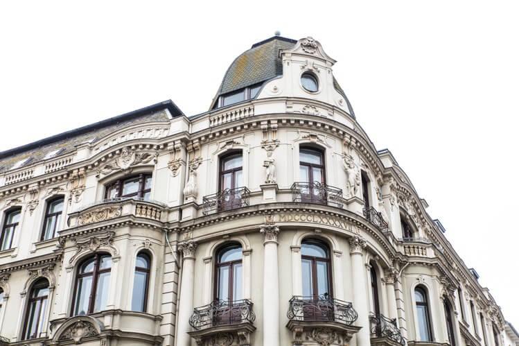 wohnhaus in berlin steglitz