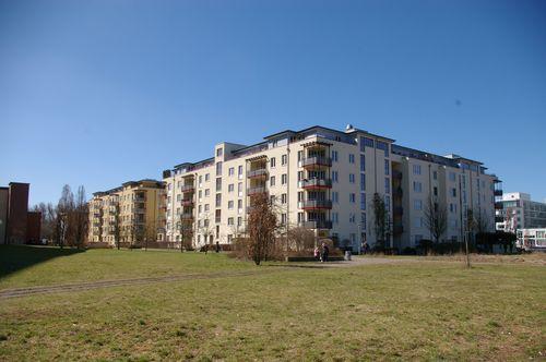 wohnhaus in berlin treptow