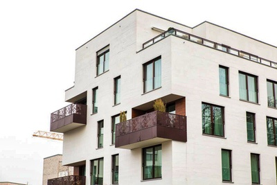 moderne immobilie in zehlendorf