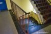 Ruhige helle Wohnung - Treppenhaus
