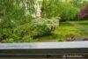 Ruhige helle Wohnung - Blick vom Balkon