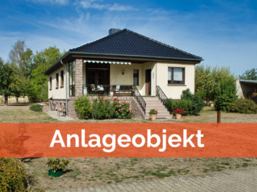 Wunderbar gepflegtes Anwesen als Anlageobjekt, 14929 Treuenbrietzen, Zweifamilienhaus