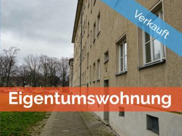 Top-sanierte 2 Zimmer-Eigentumswohnung in Berlin-Wedding, 13351 Berlin / Wedding, Etagenwohnung