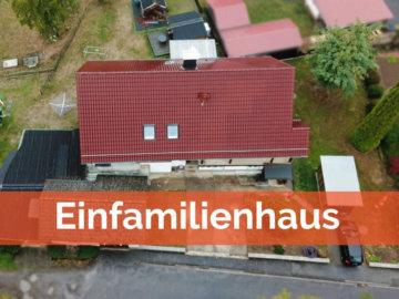 Einfamilienhaus mit Einliegerwohnung in Rosenthal, 35119 Rosenthal / Rosenthal-Roda, Einfamilienhaus
