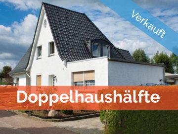 Doppelhaushälfte mit dem gewissen Extra, 26316 Varel, Doppelhaushälfte