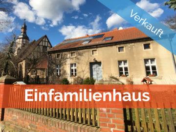 Historisches Einfamilienhaus auf wunderschönem Grundstück, 14929 Treuenbrietzen / Marzahna, Einfamilienhaus
