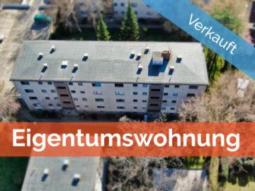 Ruhige attraktive 1-Zimmer-Wohnung, 13593 Berlin, Etagenwohnung