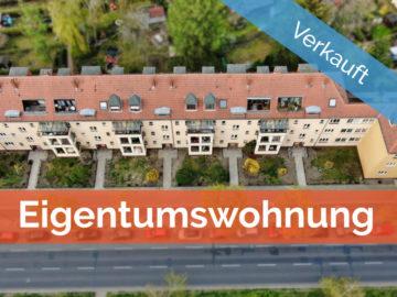 2-Zimmer-Eigentumswohnung mit Balkon, 13583 Berlin, Etagenwohnung