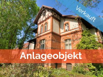 Große Villa auf Erbbaurechtgrundstück, 16540 Hohen Neuendorf, Bürohaus
