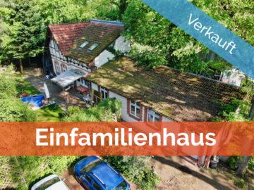 Verträumtes Haus auf Erbbaurechtgrundstück, 16540 Hohen Neuendorf, Einfamilienhaus