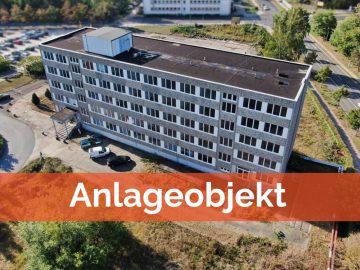 Bürogebäude mit Grundstückspotential, 14974 Ludwigsfelde, Bürozentrum
