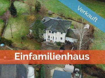 Wunderschönes helles Architektenhaus auf großem Grundstück, 15831 Grooßbeeren OT Diedersdorf, Einfamilienhaus